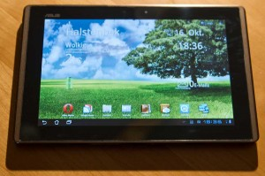 Das Asus Transformer TF101G